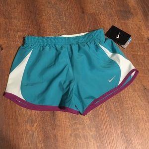 New Nike Girls Drifit shorts size S M L available